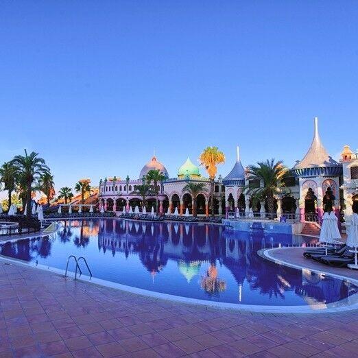 Туристическое агентство Клеопатра-тур Пляжный тур в Турцию, Сиде, Kamelya K Club 5* - фото 1