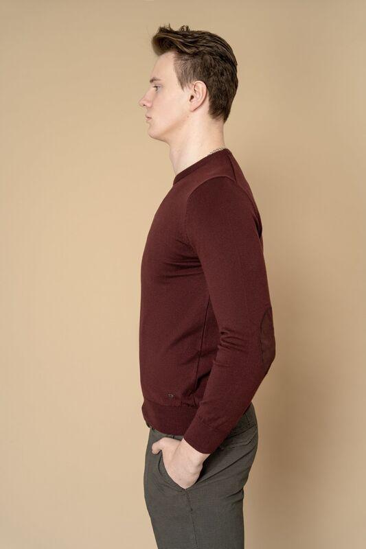 Кофта, рубашка, футболка мужская Etelier Джемпер мужской  tony montana T2002 - фото 5