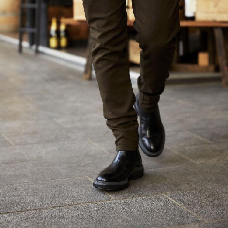 Обувь мужская ECCO Полусапоги CREPETRAY HYBRID M 200834/01001 - фото 2