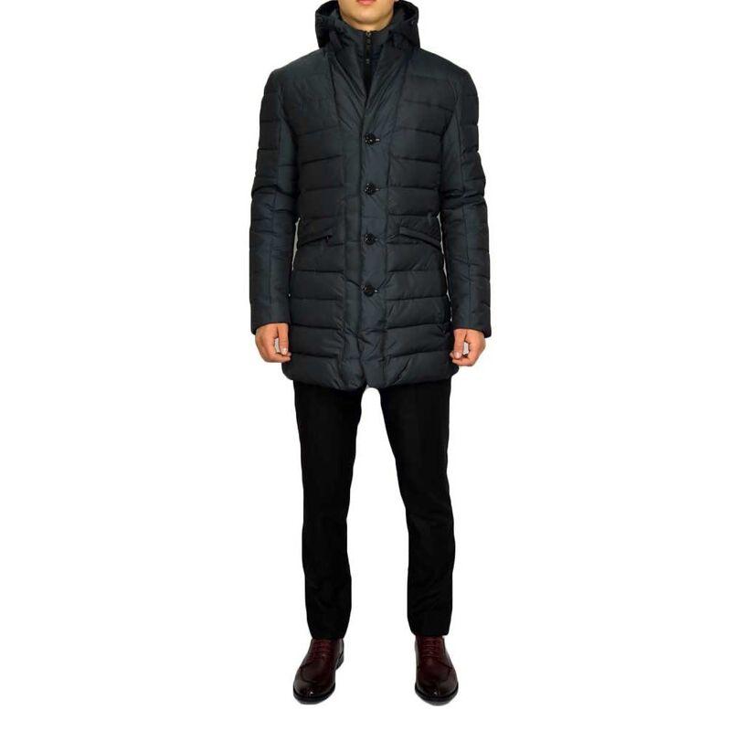 Верхняя одежда мужская Galano Куртка зимняя на синтепоне - фото 1