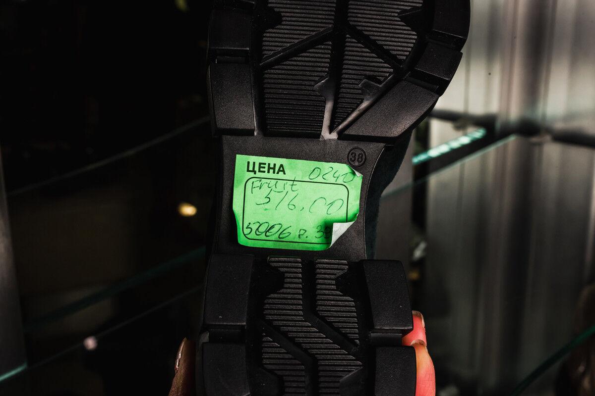 Обувь женская Fruit Ботинки женские 5006 - фото 6