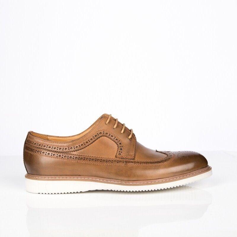 Обувь мужская BASCONI Полуботинки мужские 901F-3-3 - фото 1