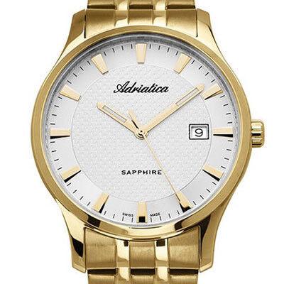 Часы Adriatica Наручные часы A3158.1113Q - фото 1