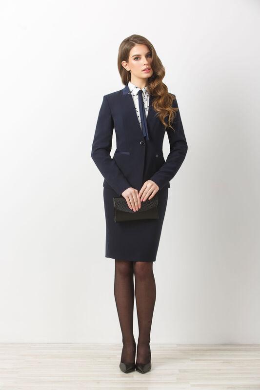 Пиджак, жакет, жилетка женские Elema Жакет женский Т-7206 - фото 1