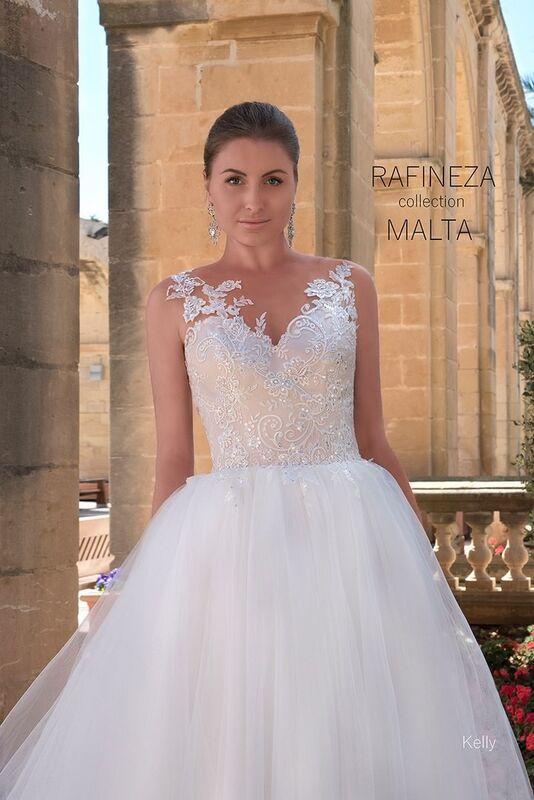 Свадебный салон Rafineza Свадебное платье Kelly - фото 3
