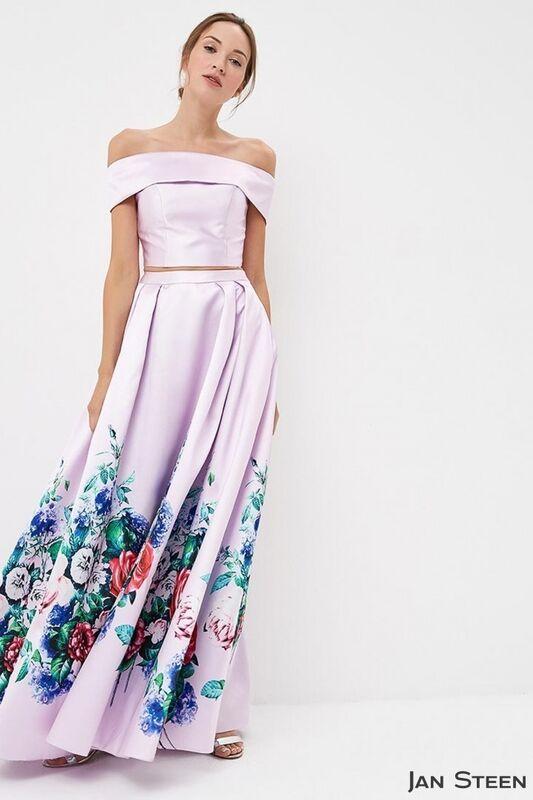 Вечернее платье Jan Steen Вечернее платье D1703 - фото 1
