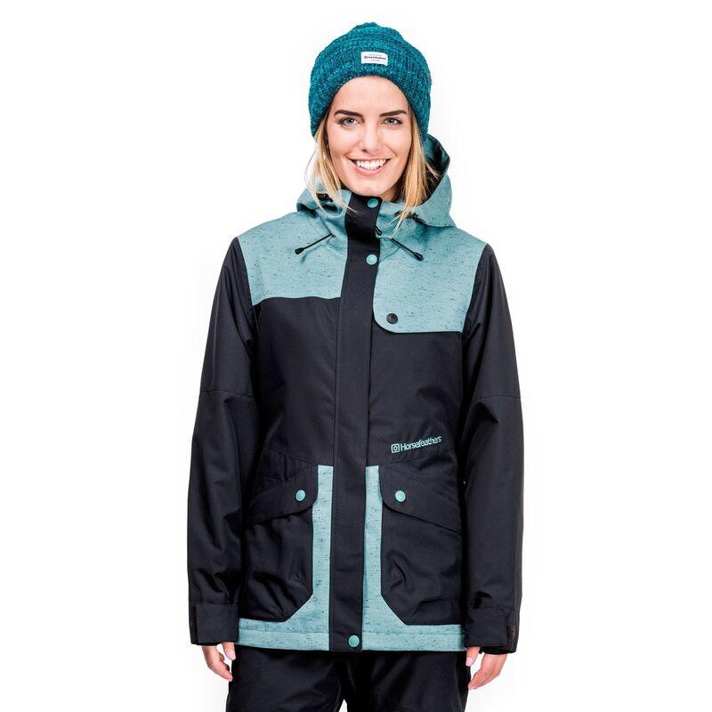 Спортивная одежда Horsefeathers Сноубордическая куртка Babette Jacket 1718  голубой - фото 1 ... 2f17afcb2ee