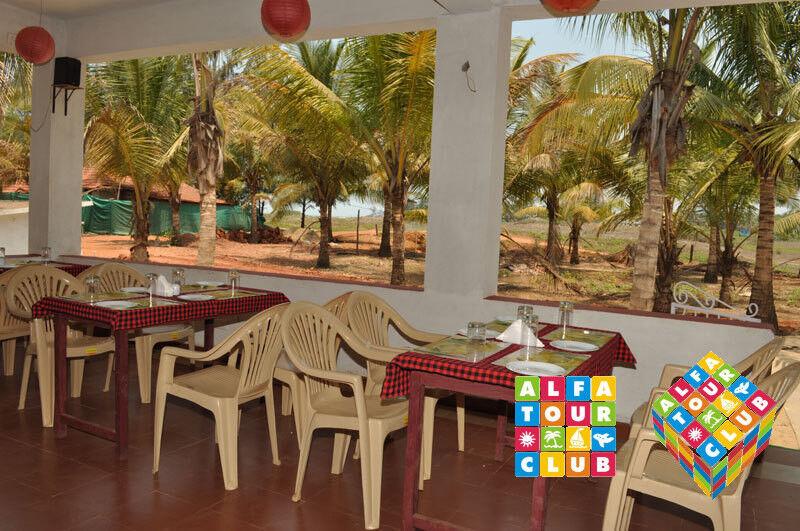 Туристическое агентство United Travel Индия, Гоа, Morjim Hermitage 2* - фото 4