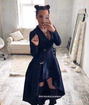 Платье женское Mira Sezar Платье женское «Блум» - фото 1