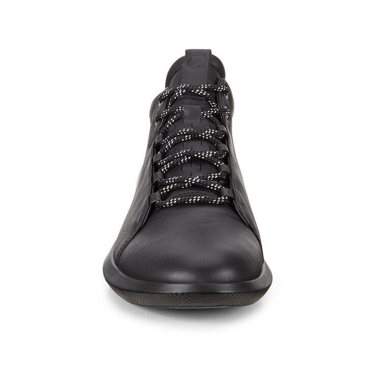 Обувь мужская ECCO Кроссовки высокие SCINAPSE 450574/01001 - фото 4