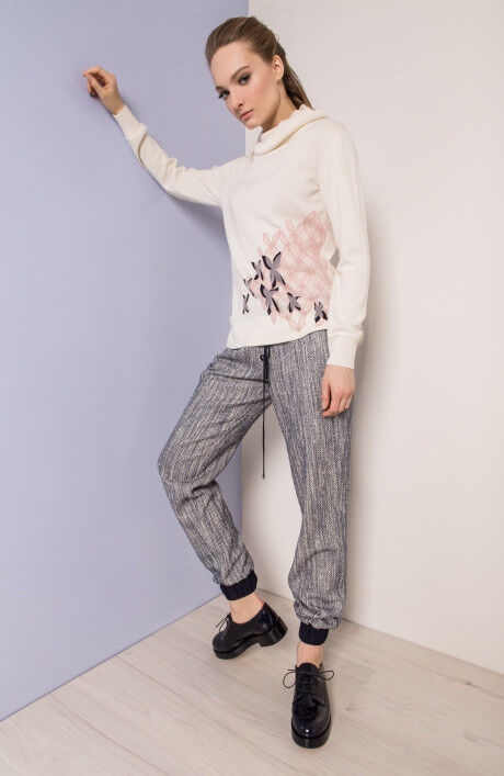 Кофта, блузка, футболка женская Mozart Свитер женский w1835 - фото 1