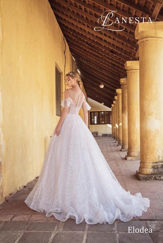 Свадебный салон Lanesta Свадебное платье Elodea - фото 2