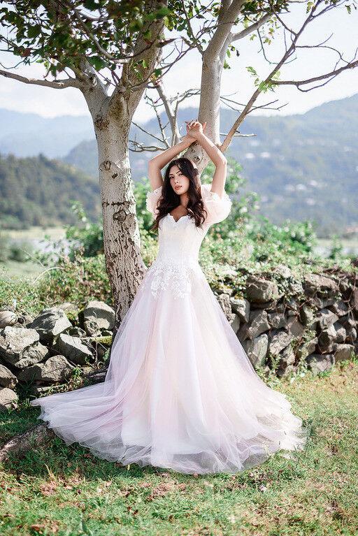 Свадебное платье напрокат Артемида Платье свадебное Peony - фото 4