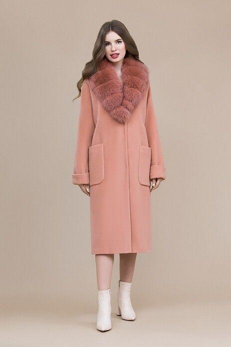Верхняя одежда женская Elema Пальто женское зимнее 7-7865-1 - фото 4