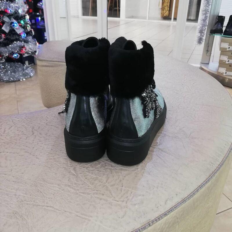 Обувь женская Laura Bellariva Ботинки женские 5006 - фото 3