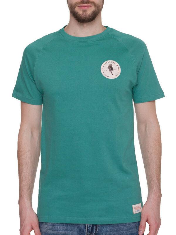 Кофта, рубашка, футболка мужская Запорожец Футболка «Skvoreshnik» SKU0104000 - фото 1