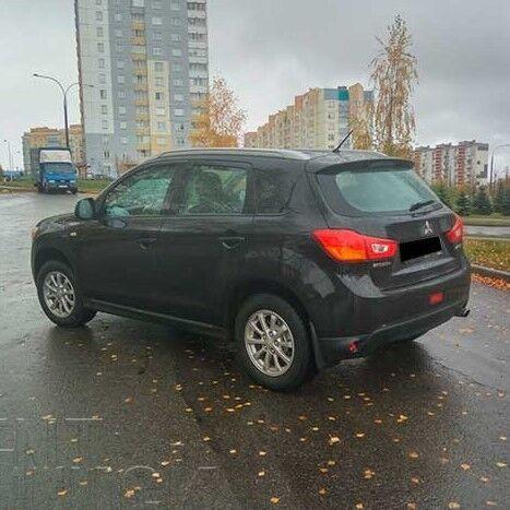 Прокат авто Mitsubishi ASX 2012 - фото 1