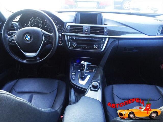 Прокат авто BMW 320 F30 2014 г.в. - фото 5