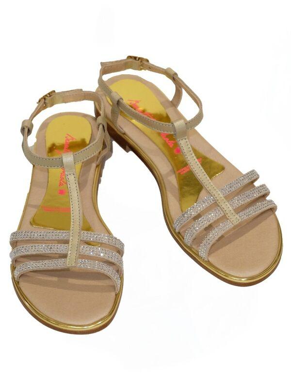 Обувь детская Pablosky Летние туфли для девочки 815788 - фото 2