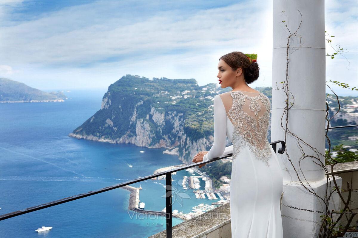 Свадебное платье напрокат City Bride Свадебное платье VS12918 - фото 2
