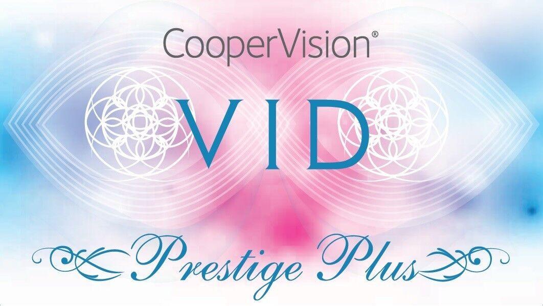 Линзы Cooper Vision Контактные линзы VID Prestige Plus - фото 1