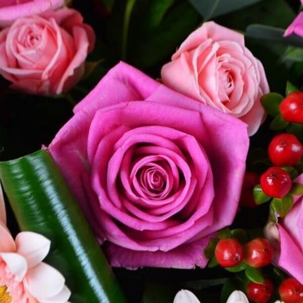 Магазин цветов Букетная Букет «Нежные чувства» - фото 4