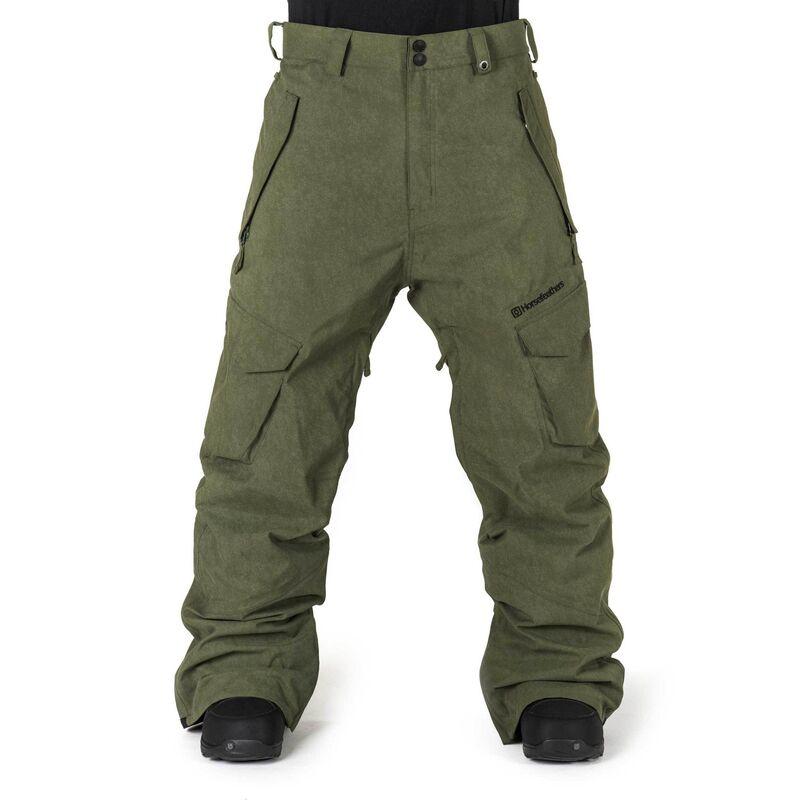 Спортивная одежда Horsefeathers Сноубордические брюки Taseco 1617 оливковый - фото 1