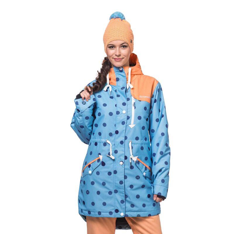 Спортивная одежда Horsefeathers Сноубордическая куртка Sondra 1617 голубой - фото 1