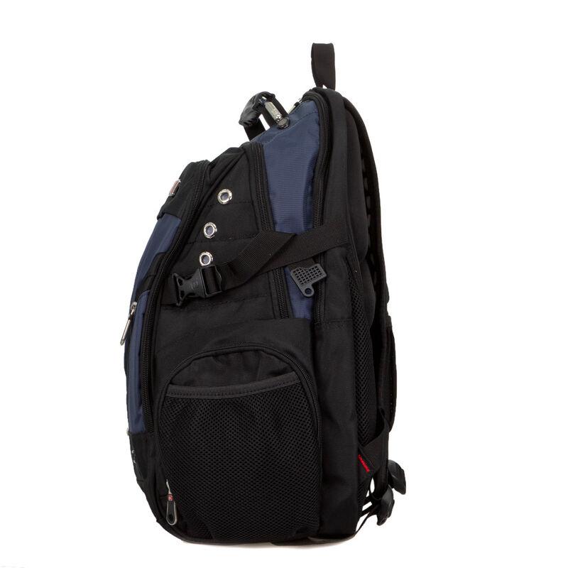 Магазин сумок SwissGear Рюкзак мужской синий 205-983017 - фото 2