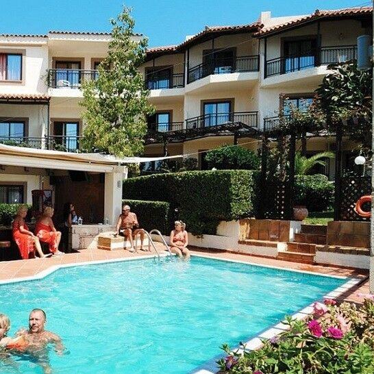 Туристическое агентство Отдых и Туризм Пляжный авиатур в Грецию, о. Крит, Eva Mare Hotel & Apartments 3* - фото 1
