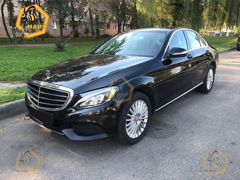 Прокат авто Mercedes-Benz C-Klasse (W205) - фото 1