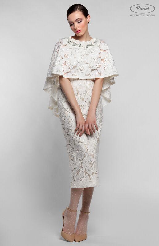 Платье женское Pintel™ Облегающее платье-футляр Bonfisa - фото 4