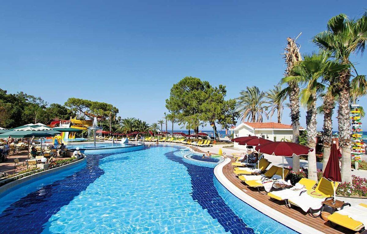 Туристическое агентство LetoTravel Пляжный тур в Турцию, Кемер, Club Boran Mare Beach 5* - фото 2