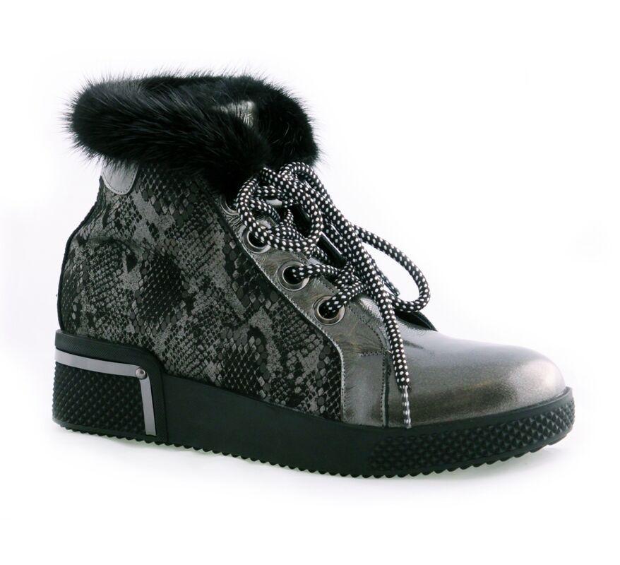 Обувь женская Renzoni Ботинки женские c4014 - фото 1