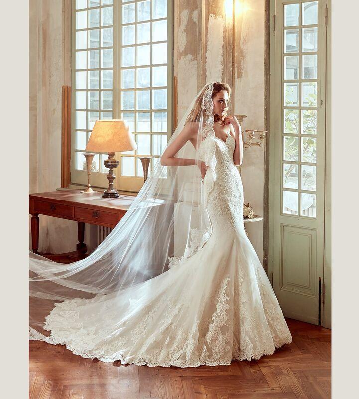 Свадебное платье напрокат Nicole Платье свадебное Bella - фото 1