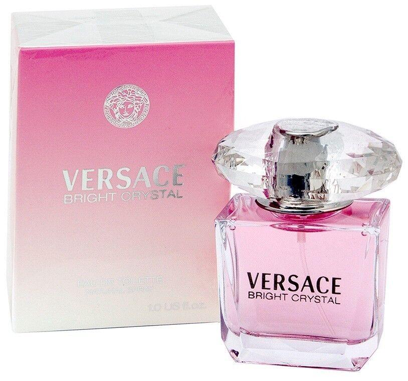 Парфюмерия Versace Туалетная вода Bright Crystal, 90 мл - фото 1