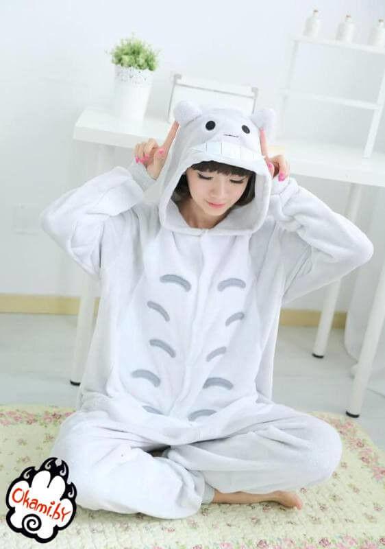 Подарок Taicang Soft Пижама кигуруми «Тоторо» - фото 4