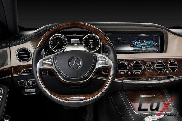 Прокат авто Mercedes-Benz S-класс W222 S500 L Черный - фото 5