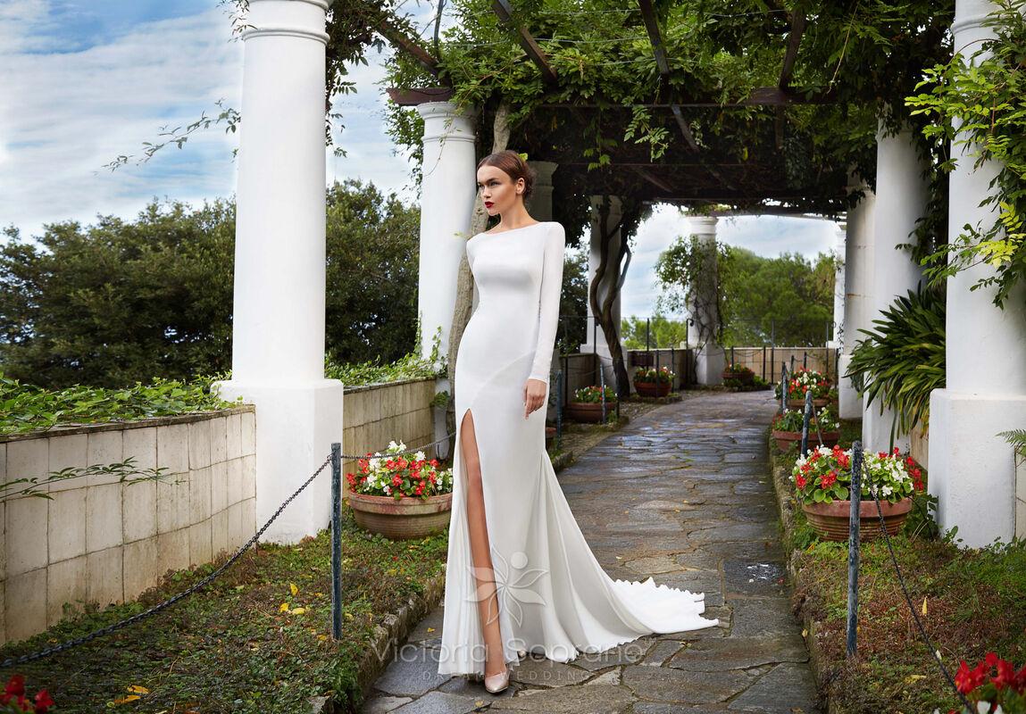 Свадебное платье напрокат City Bride Свадебное платье VS12918 - фото 1