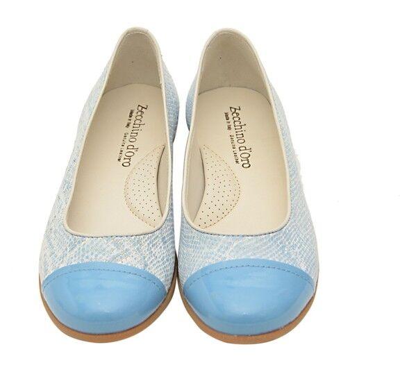 Обувь детская Zecchino d'Oro Туфли для девочки F01-3150-1 - фото 1