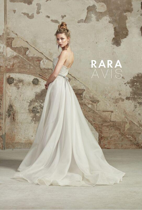 Свадебный салон Rara Avis Свадебное платье Floral Paradise Asan - фото 2