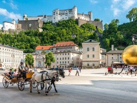 Туристическое агентство Череда Путешествий Автобусный экскурсионный тур «Австрийская сказка» - фото 4