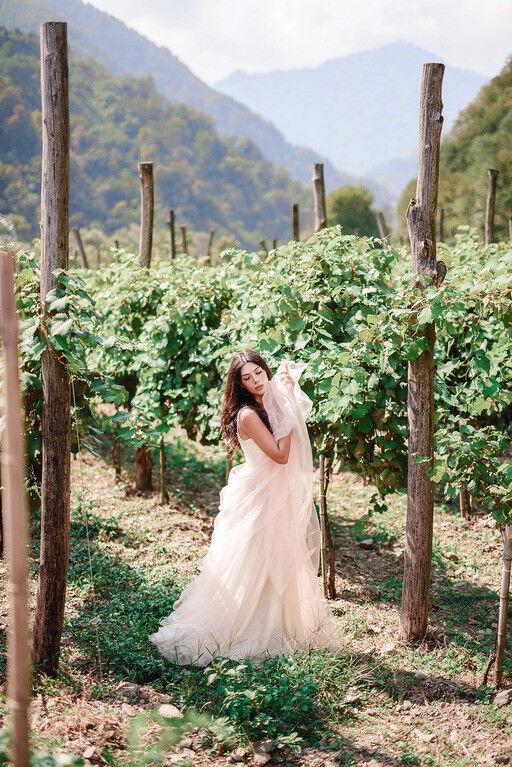 Свадебный салон Артемида Свадебное платье Azalia - фото 5