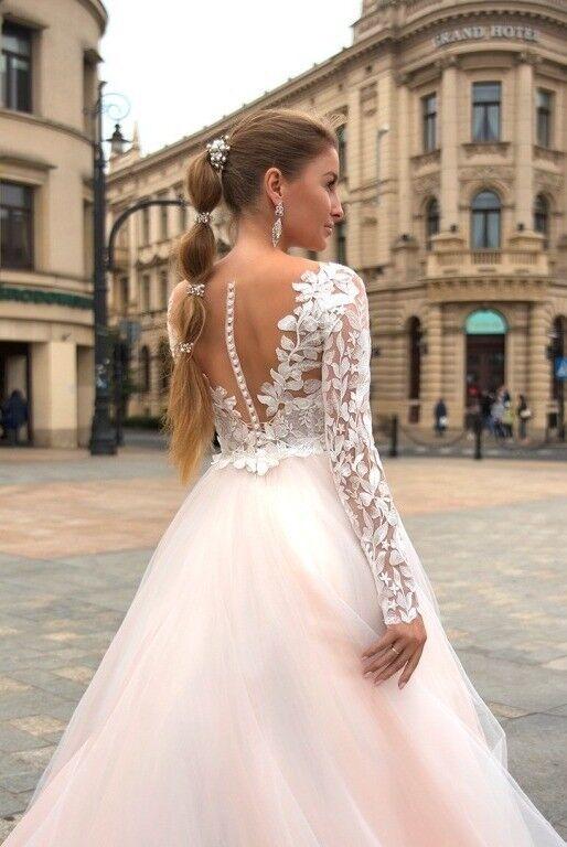 Свадебное платье напрокат Rafineza Свадебное платье Olivia напрокат - фото 2