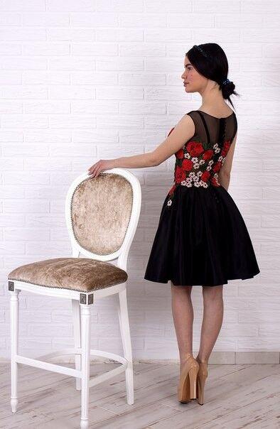 Вечернее платье Shkafpodrugi Платье комбинированное 2132 - фото 3