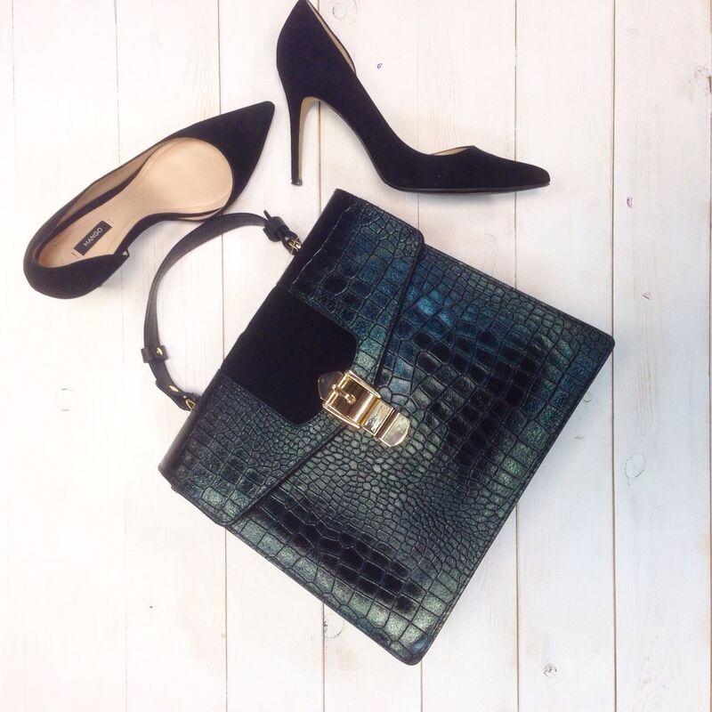 Магазин сумок Vezze Сумка женская 0151 - фото 1