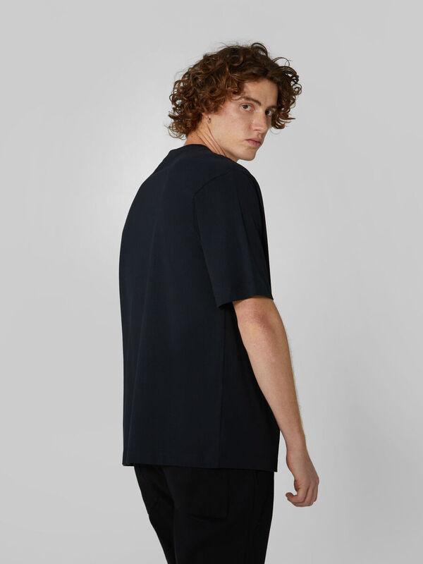 Кофта, рубашка, футболка мужская Trussardi Футболка мужская 52T00398-1T004243 - фото 2