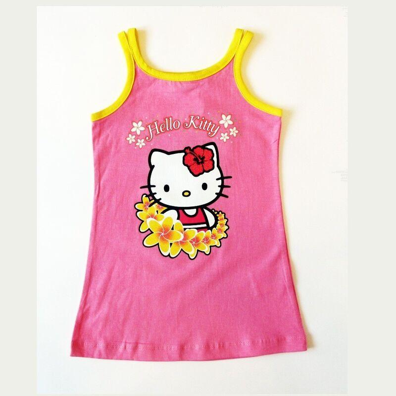 Платье детское Sun City Сарафан для девочки Китти  OE1391/2 - фото 1