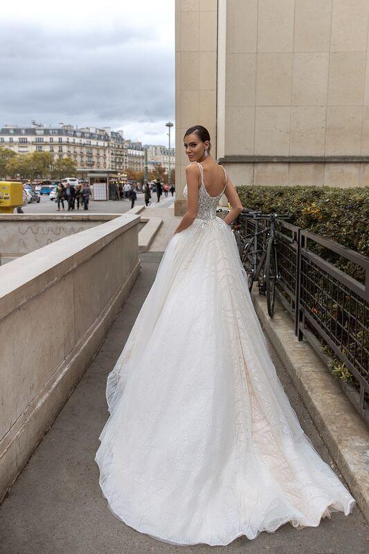 """Свадебный салон ALIZA свадебное платье """"Rennye"""" - фото 3"""