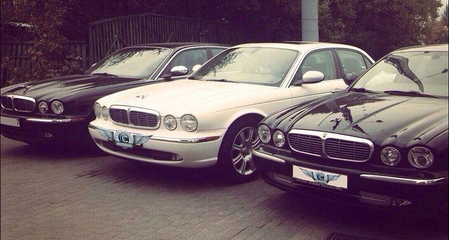 Прокат авто Jaguar XJ8 белого цвета - фото 4